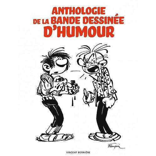 Anthologie de la bd d'humour