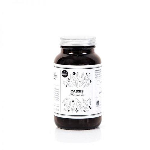 Thé Cassis 85g