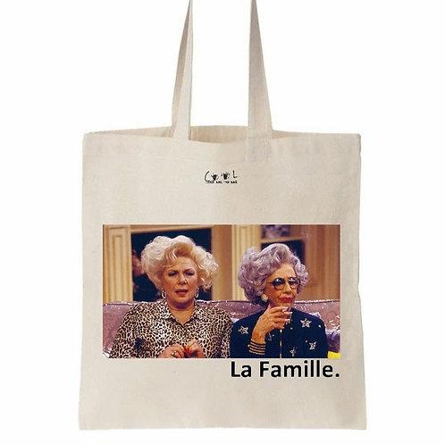 TOTE BAG La Famille