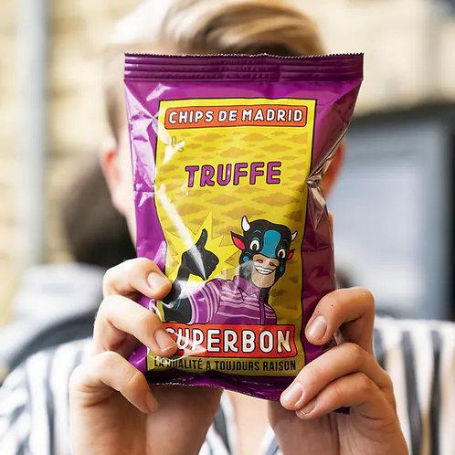 CHIPS A LA TRUFFE 40G - SUPERBON