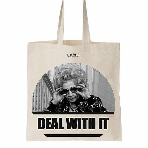 TOTE BAG Deal With It