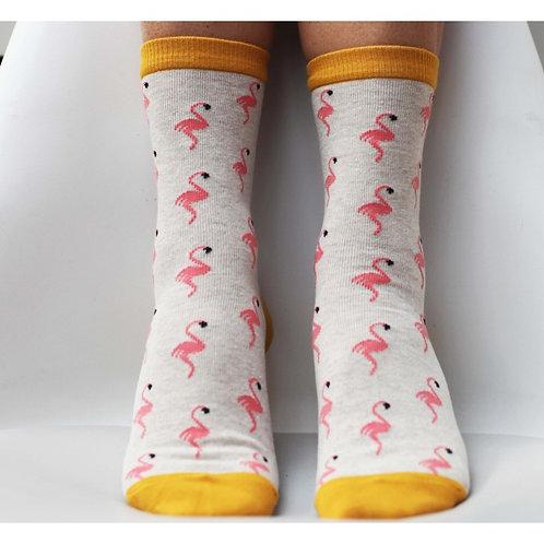 CHAUSSETTES Flamingo ARCHIDUCHESSE