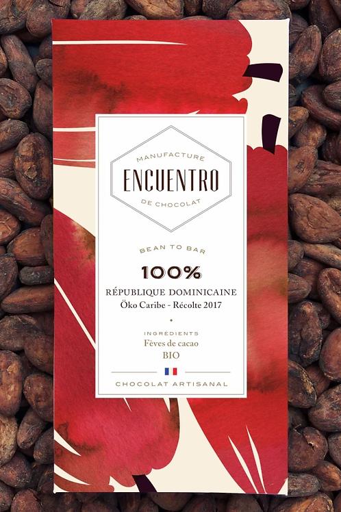 TABLETTE 100% REPUBLIQUE DOMINICAINE ENCUENTRO