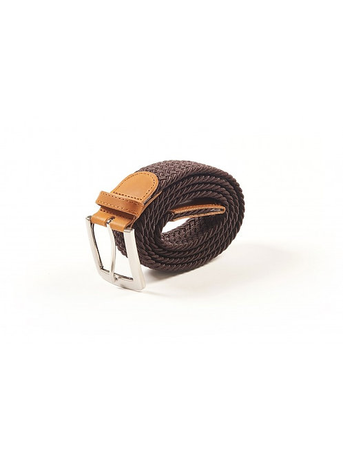 CEINTURE Marron VERTICAL