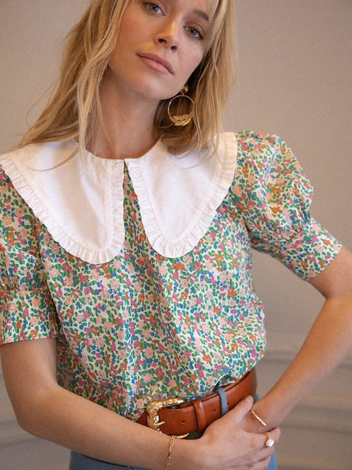 BLOUSE CLAUDINE - OPULLENCE