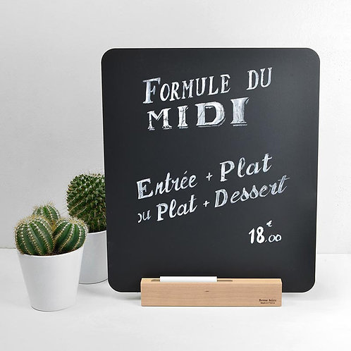 Ardoise de Table