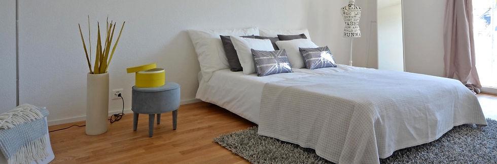 Home Staging Referenz Musterwohnung Bern, Stegenweg