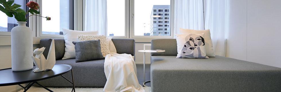 Home Staging Musterwohnung Neubau Zürich