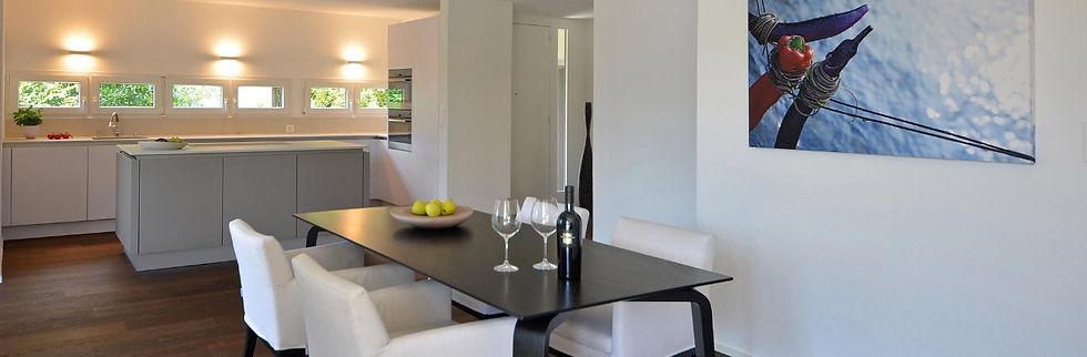Beispiel Home Staging Immobilie Verkauf