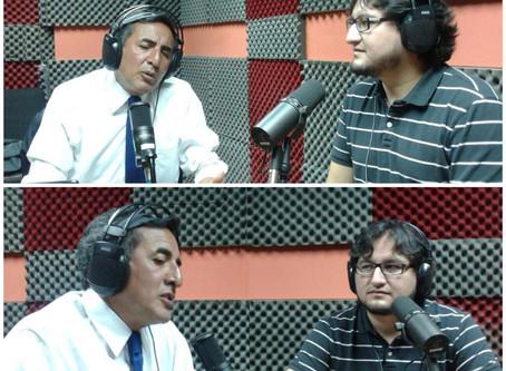Entrevista: Más allá de la medicina