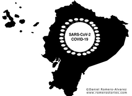 Coronavirus, cronología en Ecuador