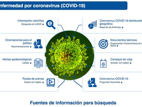 Recursos en Español para el manejo de COVID-19