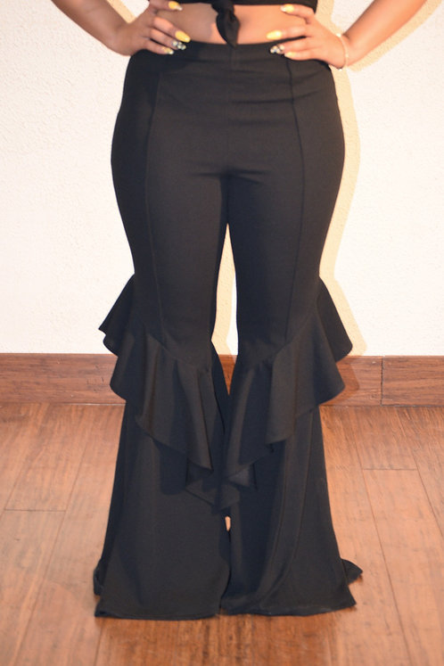 Kaamari Belle Pants (black)