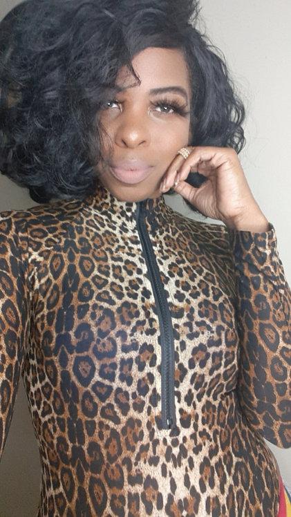"""Change Me"" Leopard Bodysuit"
