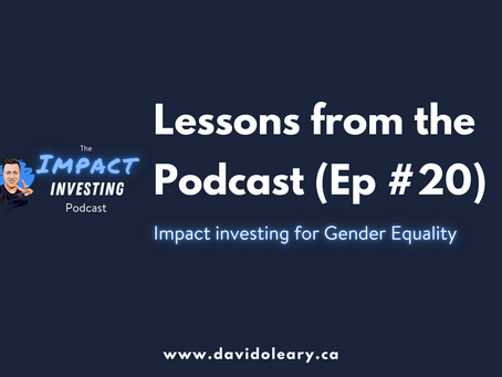5 Keys to Impact Investing  for Gender Equality