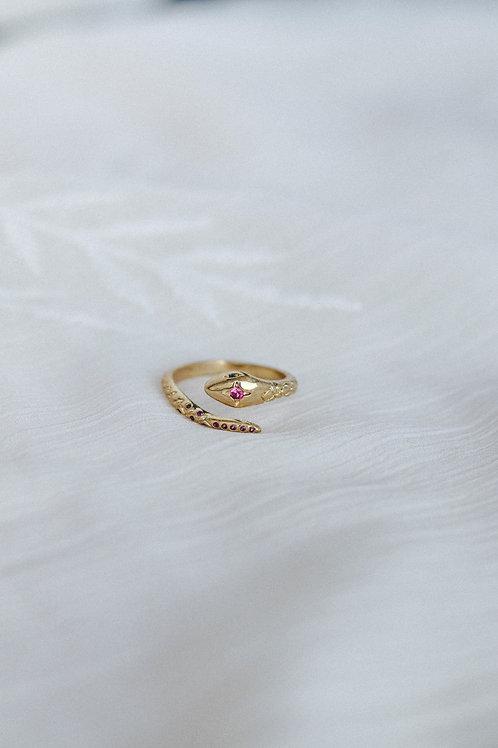 Fairy Snake Ring