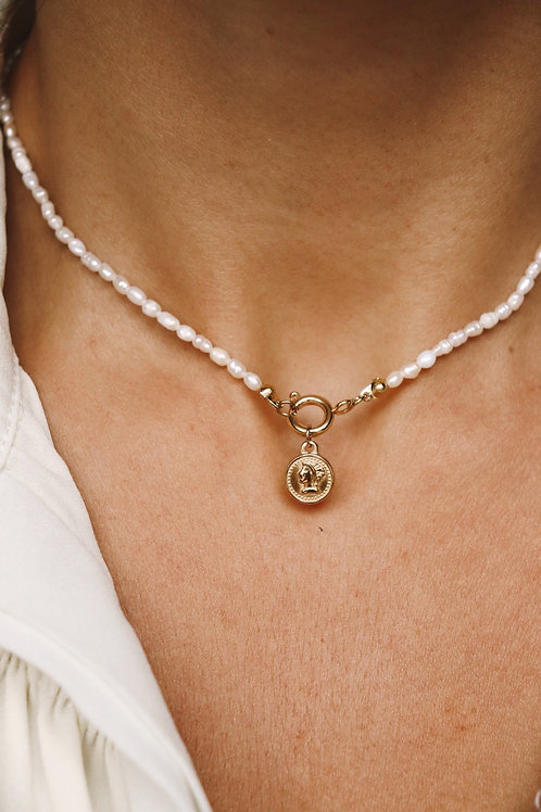 Colombo Pearl Necklace