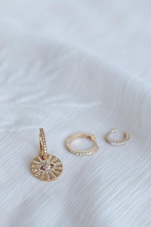Horacus Crystal Earrings