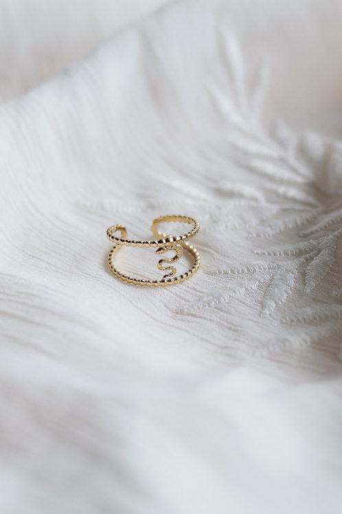 Snake Delicate Ring