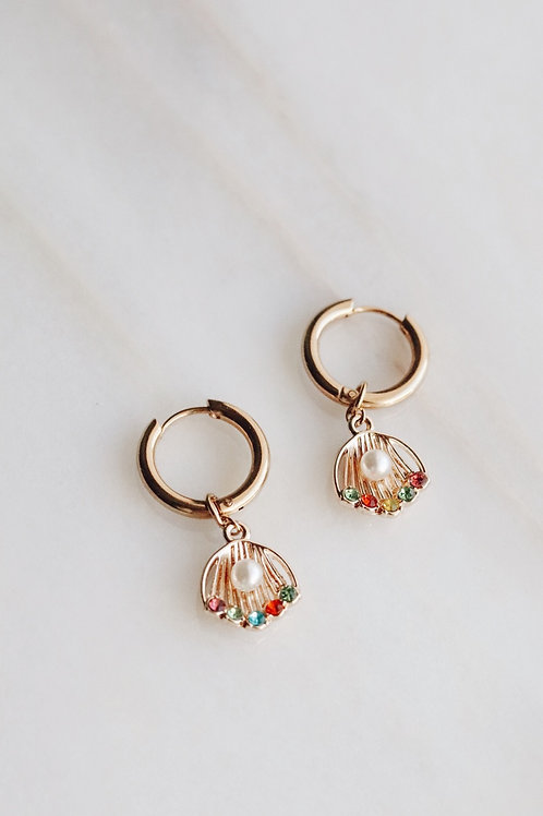 Cayo Shell Earrings