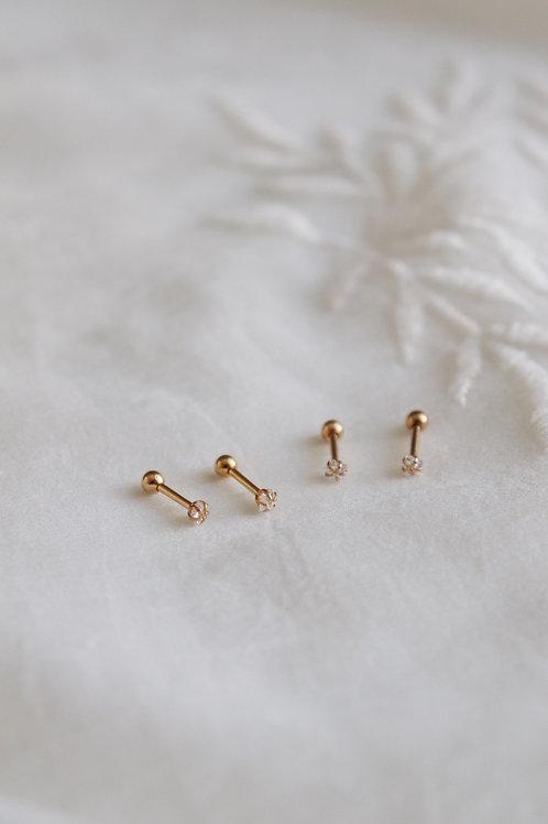 Scarlet Mini Earring