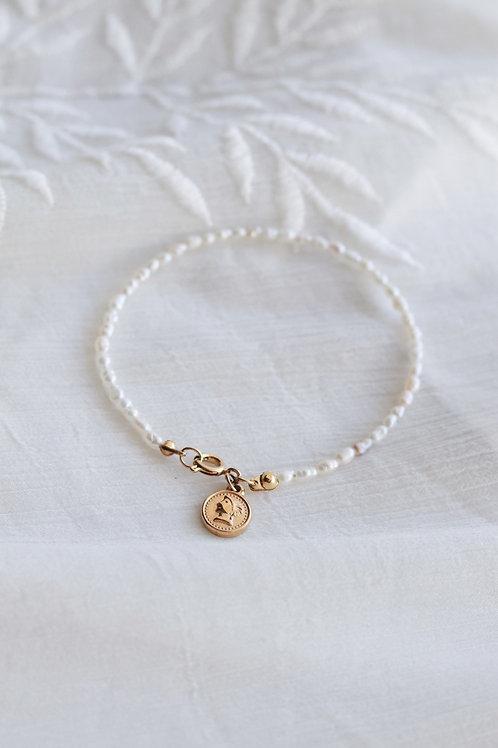 Colombo Pearl Bracelet
