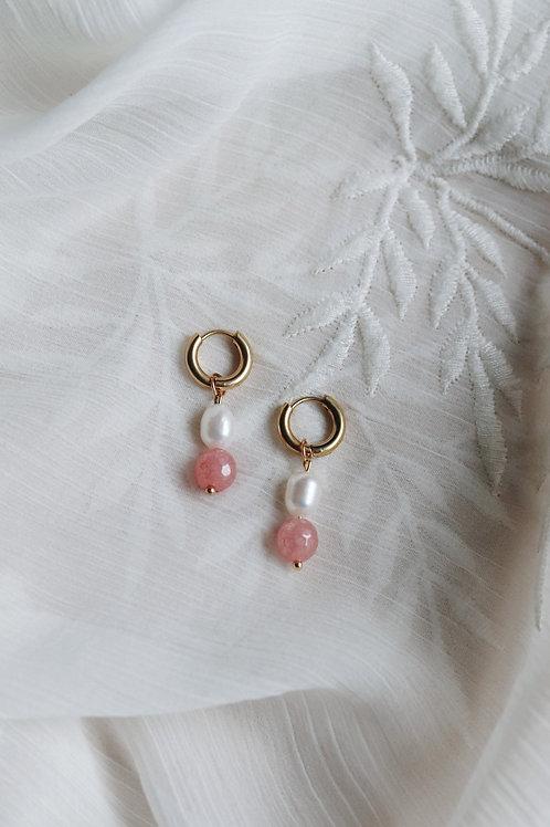 Ivy Pearl Earrings