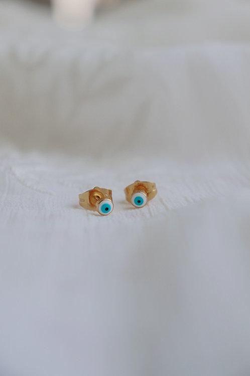 Hermes Mini Earrings