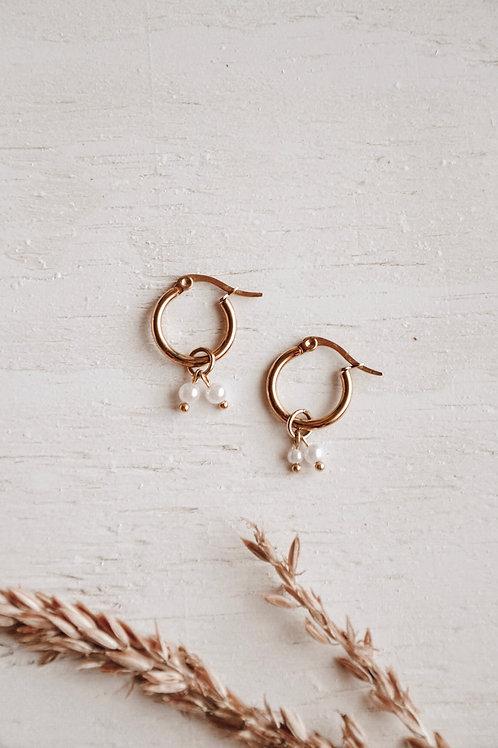 Hai Earrings