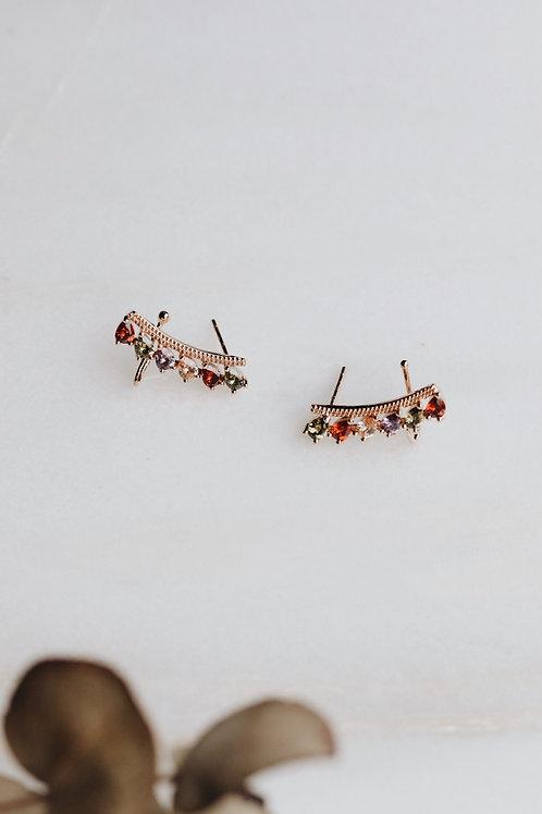 Gardinia Earrings