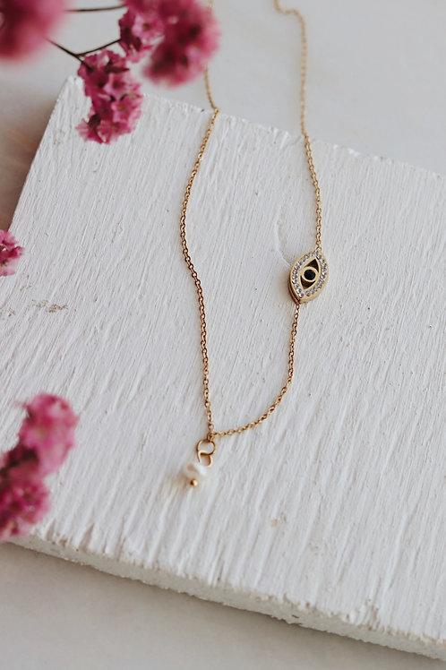 Black Eye Necklace