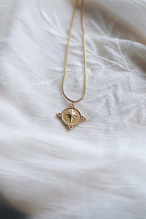Horacus Star Necklace