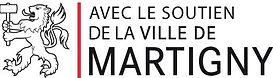 Avec le soutien de la Ville de Martigny