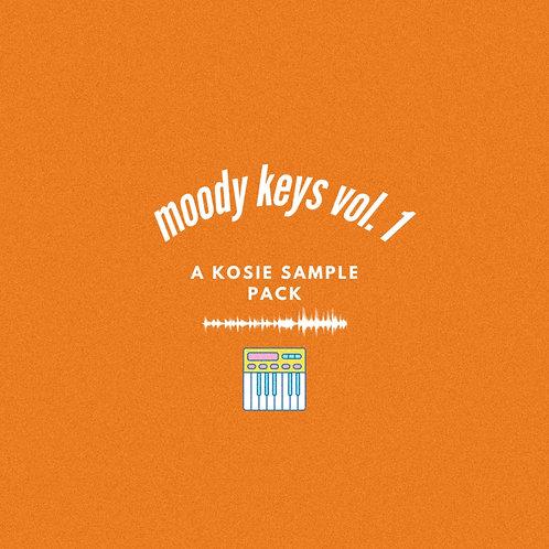 Moody Keys Vol.1 Kosie Sample Pack