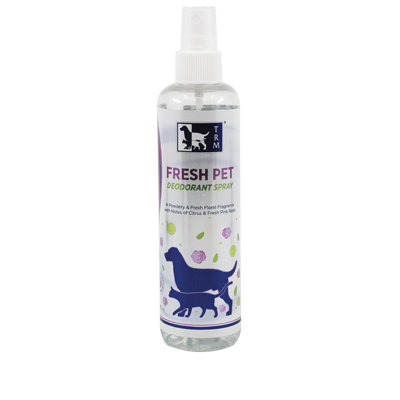 FRESH PET deodorant spray