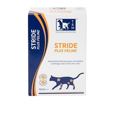 STRIDE PLUS LIQUID FELINE