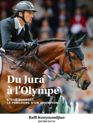 Du Jura à l'Olympe-Steve Guerdat