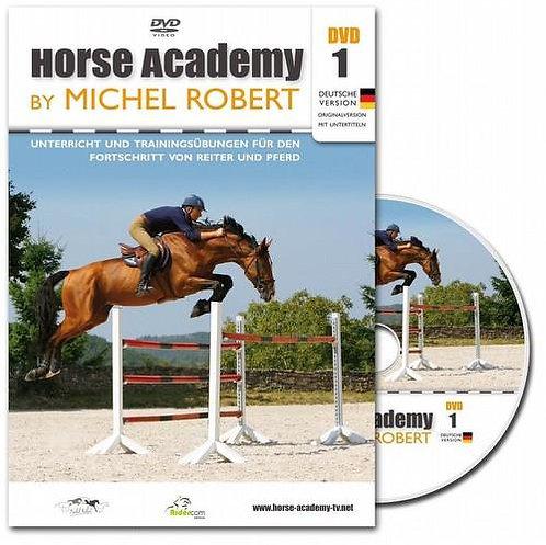 DVD / Neuerscheinungen 2014   HORSE ACADEMY   Mich