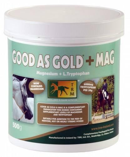NEU! TRM Good as Gold + MAG