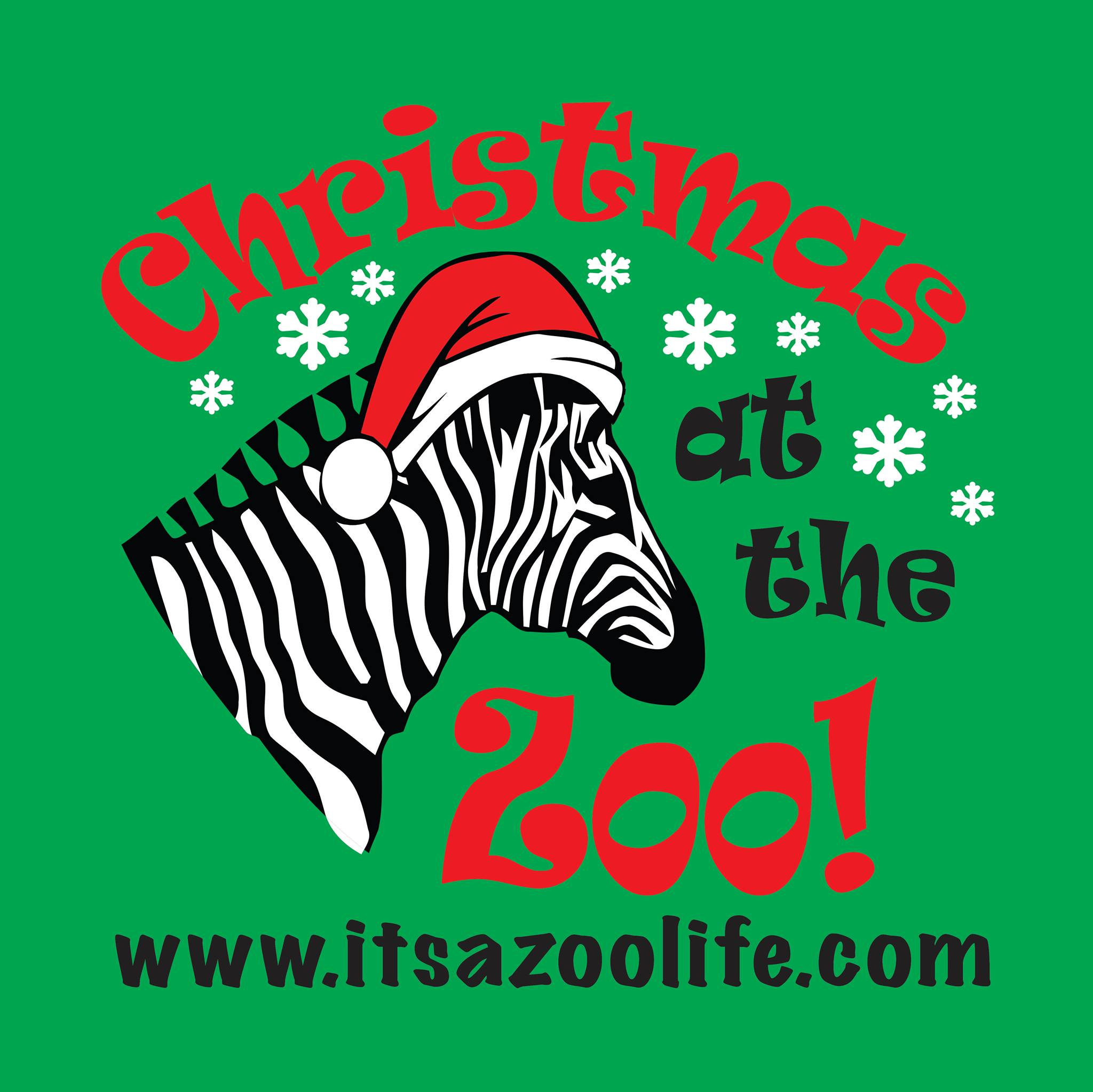 Christmas At The Zoo.Christmas At The Zoo November 30