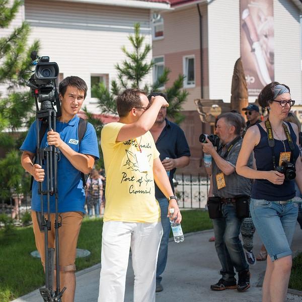 СМИ о конкурсе «Диво России» и победе «АиРовки» в номинации «Туристические маршруты и экскурсии».