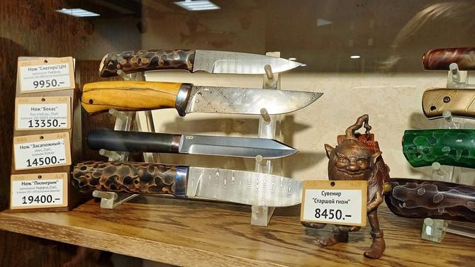 Куй железо: оружейные традиции Челябинской области