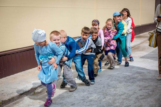 В «АиРовке» прошла детская игра-квест среди победителей патриотического конкурса «Я – златоустовец».