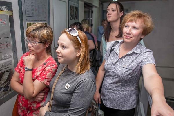 Предприятие «АиР» посетили сотрудники Златоустовского краеведческого музея.