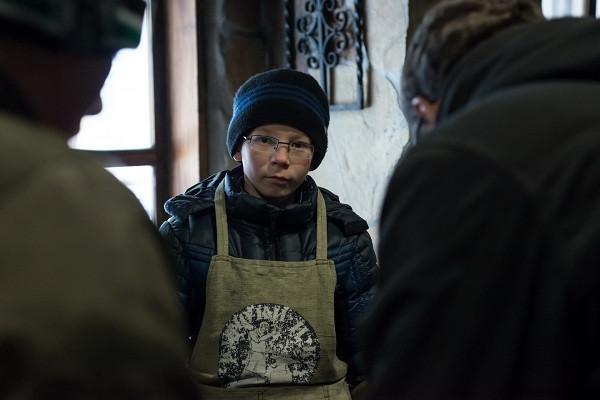 Воспитанники детского дома «Теремок» в гостях у оружейников и кузнецов «АиРовки».