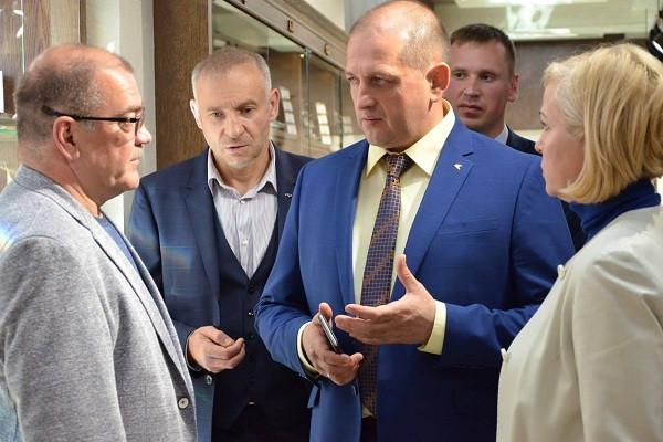 Компания «АиР» представлена Ирине Макиевой – члену наблюдательного совета Фонда развития моногородов