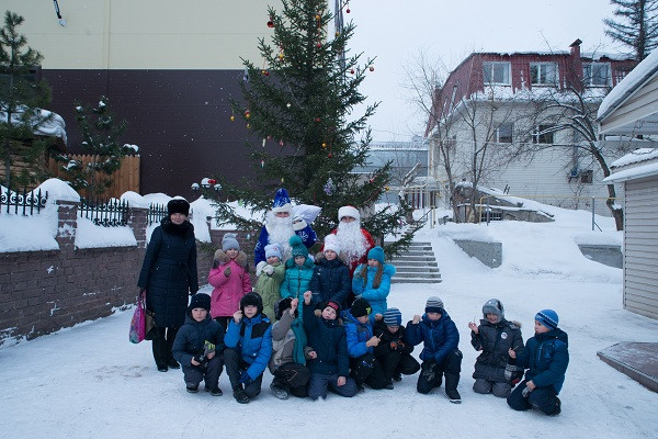 В Оружейной слободе «АиРовка» проходят новогодние экскурсии.