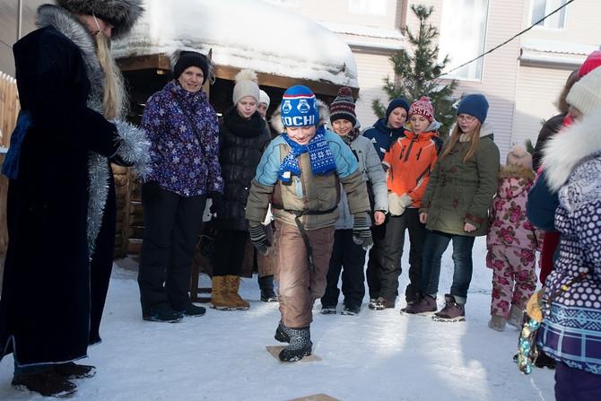Зимняя сказка в «АиРовке».