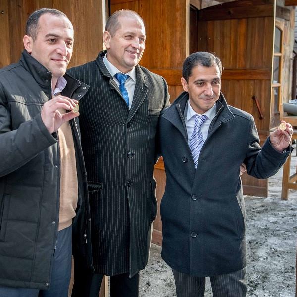 Предприятие «АиР» представлено делегации города-побратима Цахкадзор из Республики Армении.