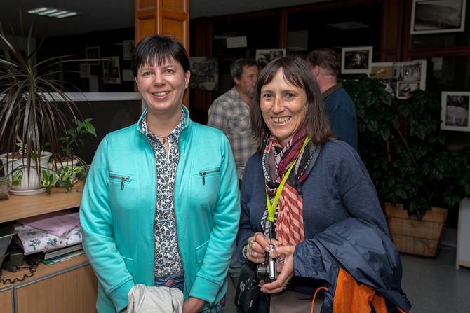 Президент Национальной ассоциации промышленного наследия Florence Hachez-Leroy посетила Оружейную сл